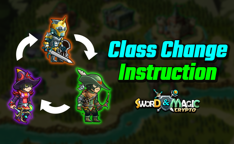 CLASS CHANGE EVENT