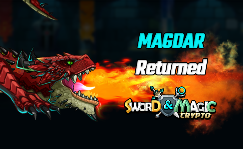 THE RETURN OF MAGDAR