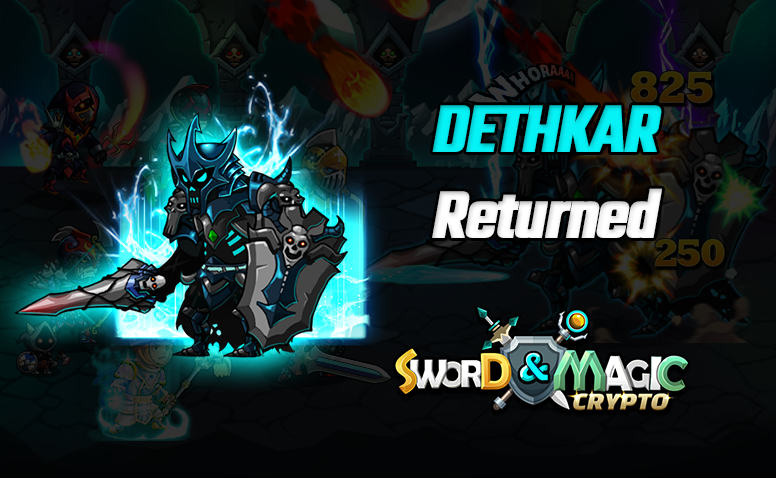 Return of the DETHKAR