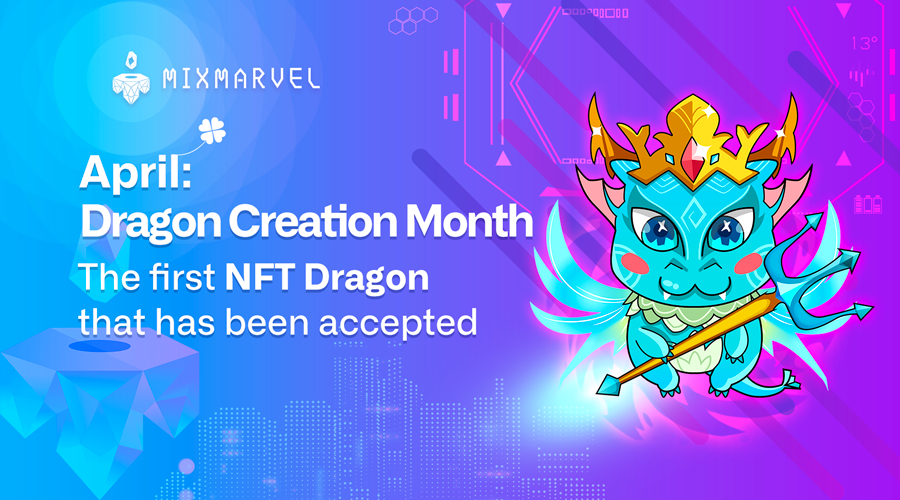 MixMarvel releases community users' latest Dragon works